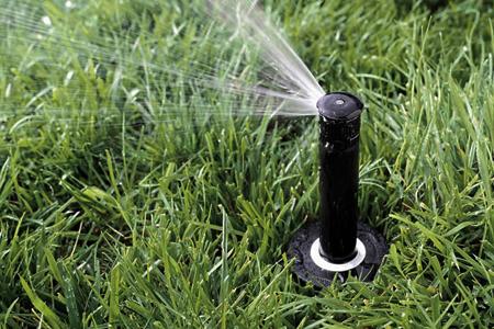 Aspersor para jard n de 1 2 pulgada de 2 8 a 5 metros de for Sistema de riego por aspersion para jardin
