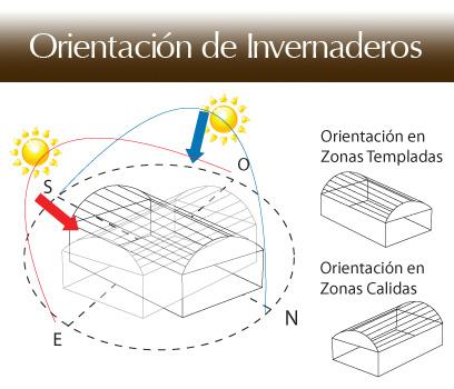 Invernaderos formas de los invernaderos for Estructura vivero