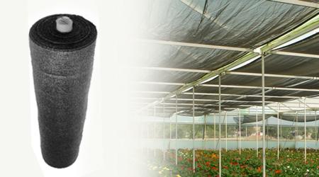 Malla sombra para invernadero hydro environment - Mallas para jardin ...